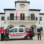 Cruz Roja lanza un programa de ayuda a domicilio para los mayores de 65 años de Villar del Olmo