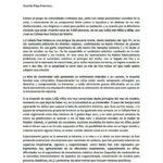 Piden que el Papa interceda para el tema de la Cañada Real