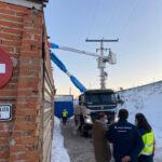 El suministro eléctrico en la Cañada, en vías de solución