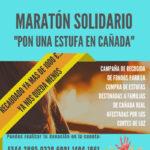 """Maratón solidario """"Pon una estufa en la Cañada"""""""