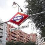 Modernización de la estación de Metro de Conde de Casal