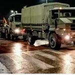 Llegan a Rivas fuerzas militares para ayudar en las tareas de limpieza
