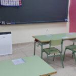 El Ayuntamiento de Perales instala filtros HEPA en el colegio y en la Casita de Niños