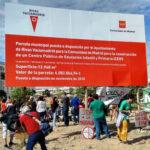 La Junta de Gobierno Local de Rivas avanza en la consecución del nuevo colegio Mercedes Vera