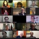 El PSOE Rivas celebra un acto sobre la Ley de Regulación de la Eutanasia.