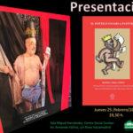 Presentación del libro del escritor Rafael Ubal