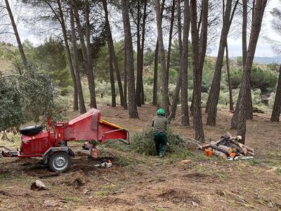 El Ayuntamiento de Morata invertirá 40.000 euros en la segunda fase de recuperación de El Bosque y Valdegatos