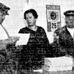 Catalina San Martín López, primera alcaldesa interina de Rivas Vaciamadrid, elegida democráticamente