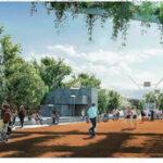 Rivas licita la redacción del proyecto del parque lineal que cubrirá el metro y unirá los barrios Centro y Oeste