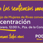 "Podemos Rivas califica de ""machista"" la rebaja de pena al asesino de Mati"