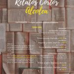 Jesús Jiménez Reinaldo  gana el primer premio del I Certamen de relatos cortos Alcolea