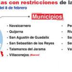 Rivas continuará perimetrado hasta el próximo día 15 de febrero