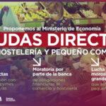 Podemos Rivas apoya las medidas de ayuda directa a hostelería, pymes y autónomos