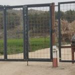 En Rivas nos han puesto puertas al campo, concretamente en los cortados de Casa Eulogio