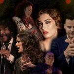 El cante de Estrella Morente, Argentina y Macarena de Jerez y el baile de Antonio Canales, en 'Rivas Flamenca'