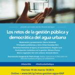 Los retos de la gestión pública y democrática del agua