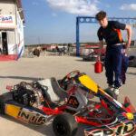 La empresa ripense Trend Cars patrocina a Kike Gálvez, campeón de España absoluto de karts 4 tiempos