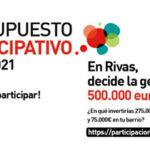 El presupuesto participativo de Rivas asciende al medio millón de euros