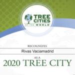 """Rivas reconocida como """"ciudad arbórea del mundo"""""""