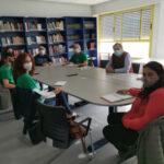 Reunión ante la emergencia educativa en Rivas