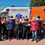 Mención Especial Placirivas 2021 para Protección Civil de Rivas Vaciamadrid
