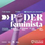 Jornada sobre Poder Feminista