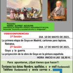 Taller sobre Goya y su pintura