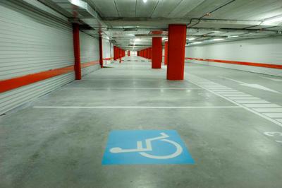 Rivas apuesta por las aplicaciones tecnológicas para mejorar el aparcamiento de las personas con movilidad reducida