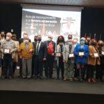 Rivas Vaciamadrid rinde homenaje a la tercera Corporación Municipal de la democracia (1987-1991)
