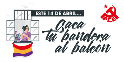 Saca tu bandera al Balcón! 90 aniversario II República