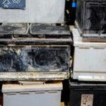 Novedoso sistema de reciclado de baterías eléctricas