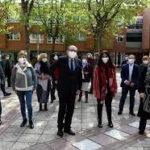 Gabilondo visita Rivas y quiere crear 125.000 empleos en tres años en la Comunidad de Madrid