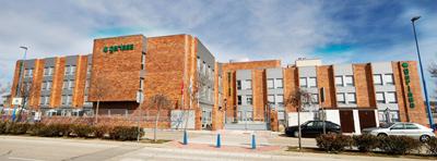 Geriasa pone a disposición 296 plazas en su nueva residencia de reciente inauguración en Rivas