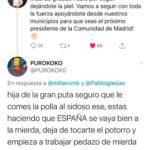 Podemos Rivas condena los ataques de la ultraderecha contra la Portavoz local del partido