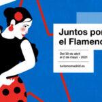 Juntos por el Flamenco con motivo de la festividad del 2 de mayo