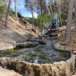 El Ayuntamiento de Morata continúa con la recuperación de las masas forestales tras Filomena