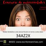 Concurso de microrrelatos organizado por Escritores en Rivas