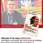 Presentación del libro 'Las Brigadas Internacionales. Fascismo, libertad y la Guerra Civil Española'