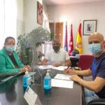 El Ayuntamiento de Campo Real y SuresTEA firman un convenio