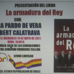 """El Ateneo Republicano de Rivas nos trae la presentación del libro """"La armadura del rey"""""""