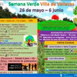 Semana verde en Villa de Vallecas