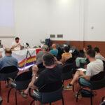 'Juventud y república' el tema de la charla organizada por el Ateneo Republicano de Rivas
