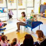 Bibliotecas: vuelven los cuentacuentos presenciales