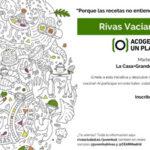 """Rivas Vaciamadrid """"Acoge un Plato"""", para abordar el fenómeno de la inmigración desde la gastronomía."""