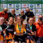 Éxito de los Diablillos de Rivas en los Campeonatos de España de Triatlón