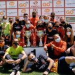 Éxito de Diablillos de Rivas en el Campeonato de España de Duatlón por Clubes