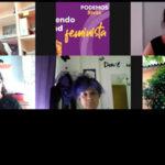 Debate convocado por el área de Feminismos de Podemos Rivas