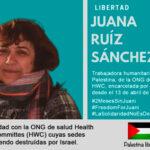 Rivas solidaria con Palestina