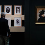 Exposición sobre Pardo Bazán en la Biblioteca Nacional
