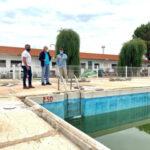 El Ayuntamiento de Campo Real invierte cerca de 40.000 euros en la remodelación de la piscina municipal